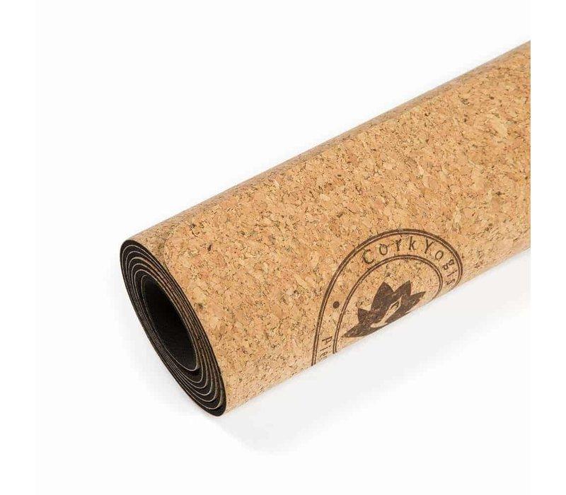 Cork Yogis Yogamat The Premium 180cm 66cm 5mm