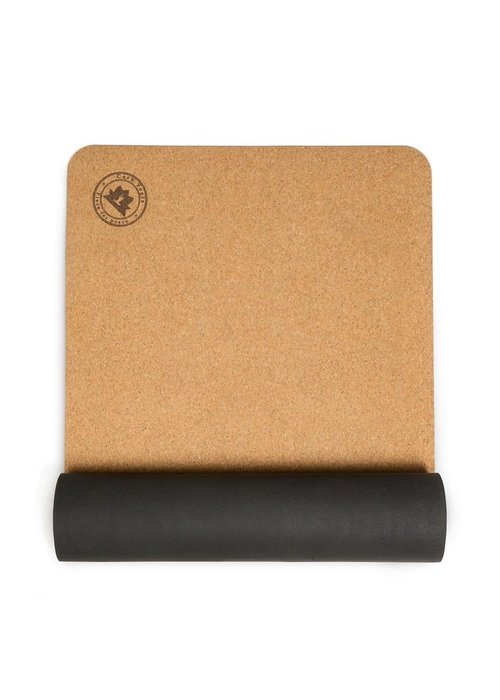Cork Yogis Cork Yogis Yogamat The Premium 180cm 66cm 5mm