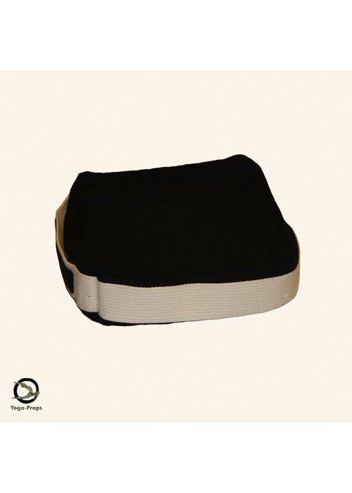 Yoga-Props Yoga Sandbag 5kg - Aubergine