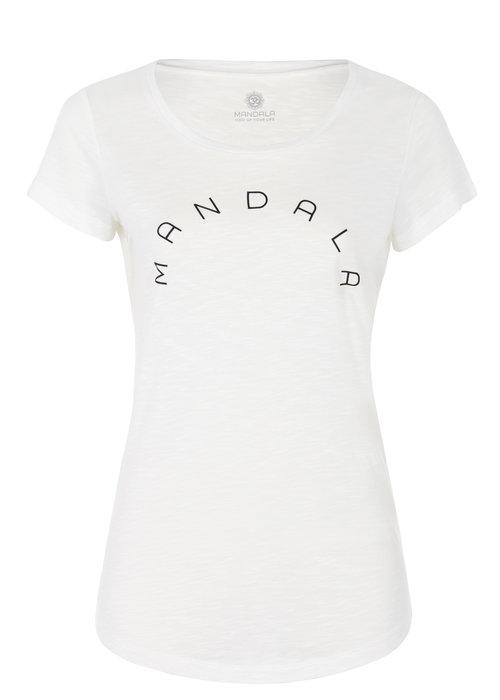 Mandala Mandala Signature Tee - White
