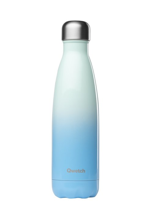 Qwetch Qwetch Insulated Bottle 500ml - Sky Blue
