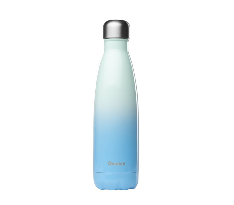 Qwetch Insulated Bottle 500ml - Sky Blue