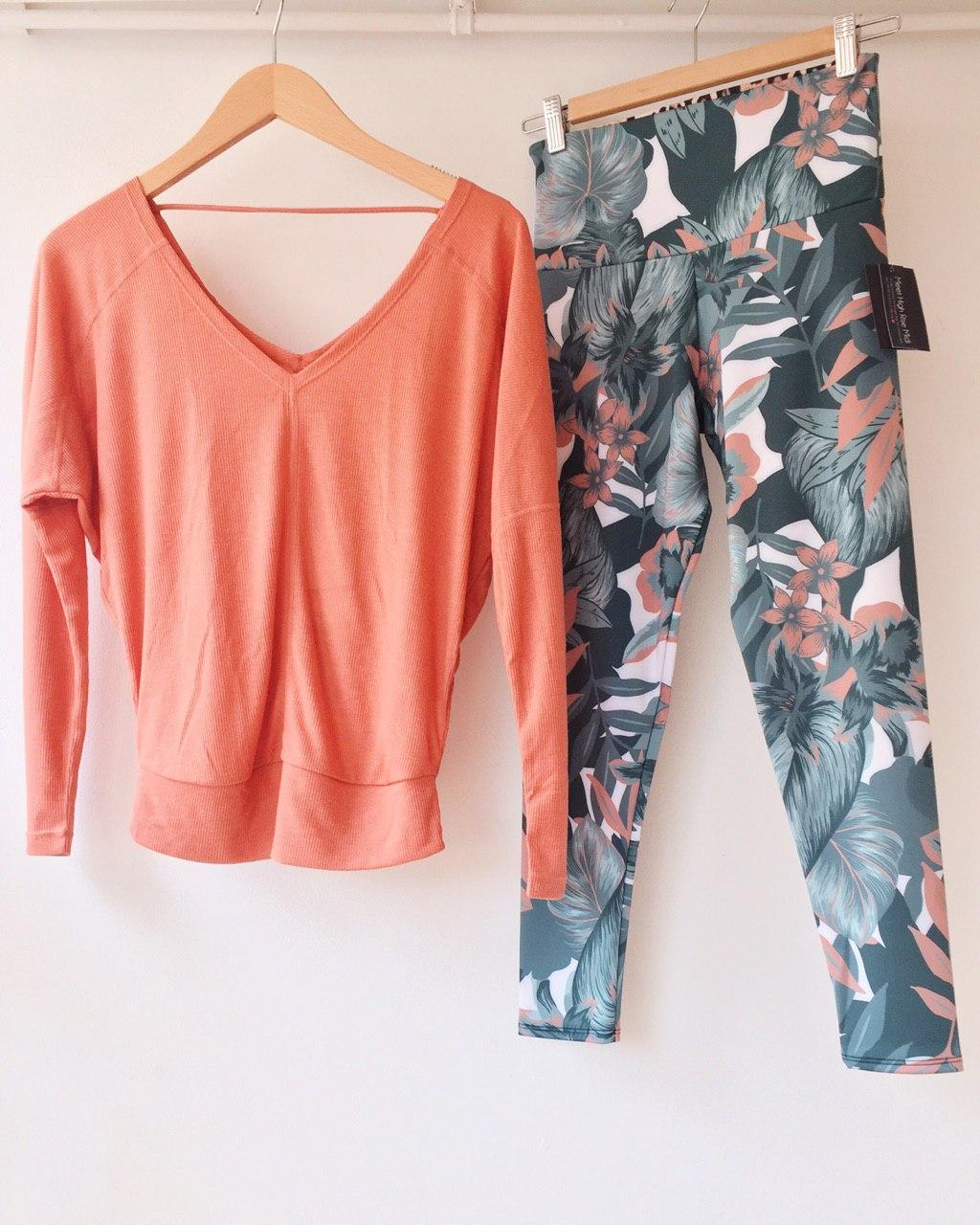 dance pants + lotus wrap + original ss