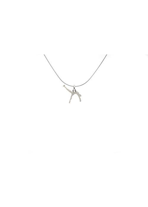 Klenicki Silver Necklace - Backbend