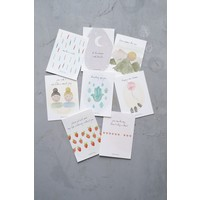A Beautiful Story Greeting Card - Strawberries