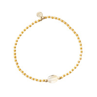 A Beautiful Story Summer Gold Bracelet - Citrine