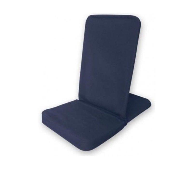 BackJack Extreme Meditatiestoel XL - Donkerblauw
