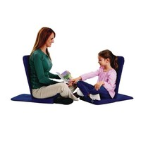 BackJack Extreme Meditation Chair XL - Navy