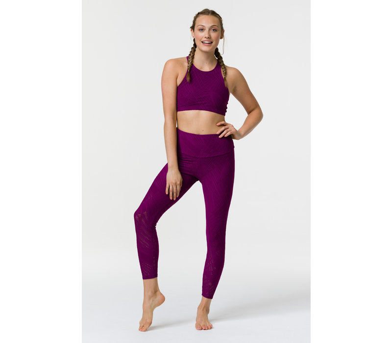 Onzie Selenite Midi - Black Cherry