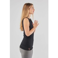 Urban Goddess Bhav Yoga Top - Urban Black