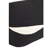 Yoga Bolster Kapok - Zwart