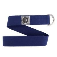 Yoga Riem Katoen - Donkerblauw
