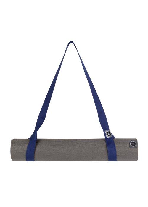 Yogisha Yogisha Yogamat Draagriem - Donkerblauw