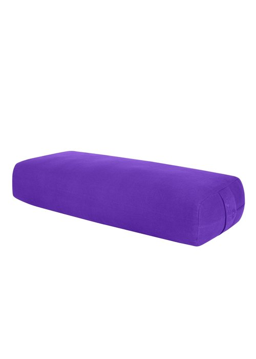 Yogisha Yoga Bolster Rectangular - Purple