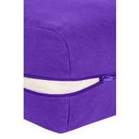 Yoga Bolster Rectangular - Purple