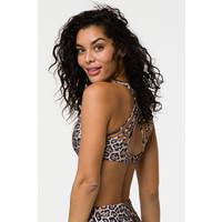 Onzie Chic Bra - Leopard