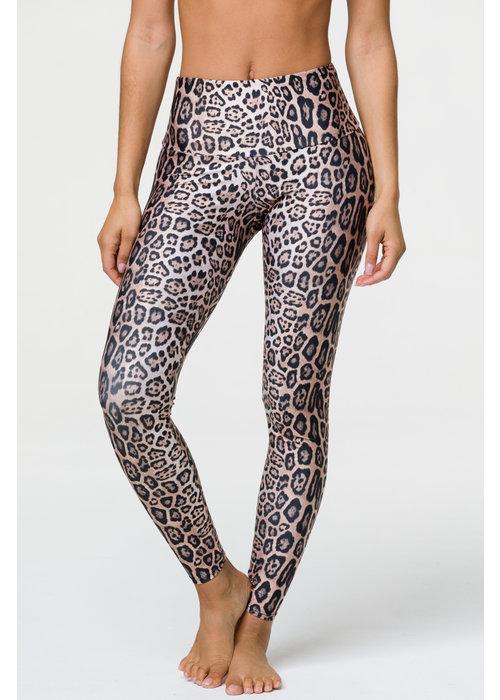 Onzie Onzie High Rise Legging - Leopard
