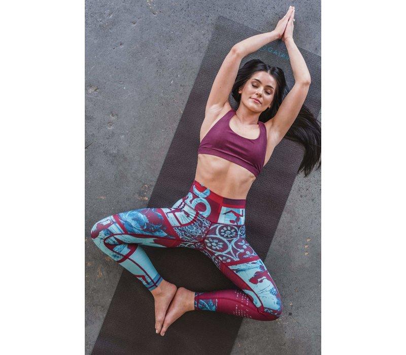 Niyama Sol Barefoot Legging - Om Shanti