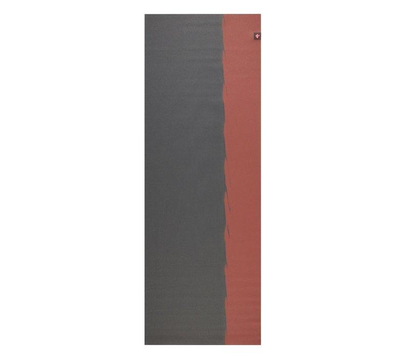 Manduka eKO Superlite Yoga Mat 180cm 61cm 1.5mm - Thunder Stripe