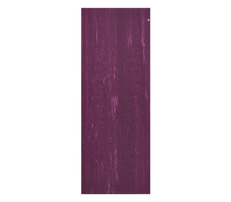 Manduka eKO Yoga Mat 180cm 66cm 6mm - Acai Marbled