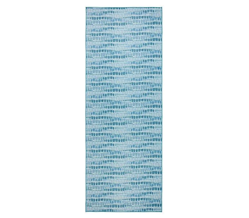Manduka eQua Towel 182cm 67cm - Patina Squares