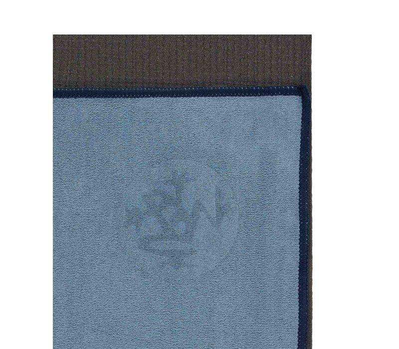 Manduka eQua Towel 182cm 67cm - Storm