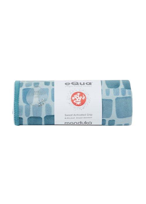 Manduka Manduka eQua Towel 40cm 67cm - Patina Squares