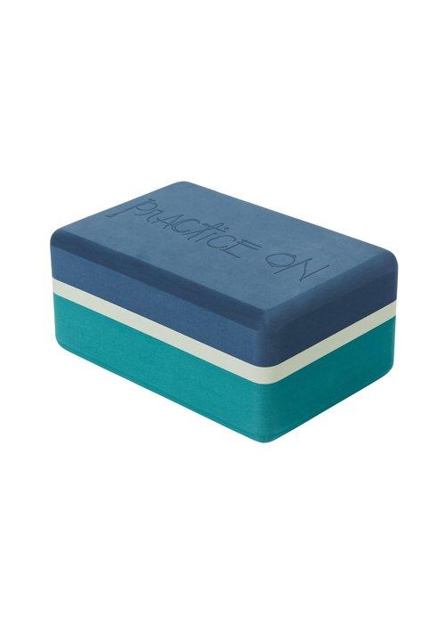 Manduka Manduka Recycled Foam Yoga Blok - Patina