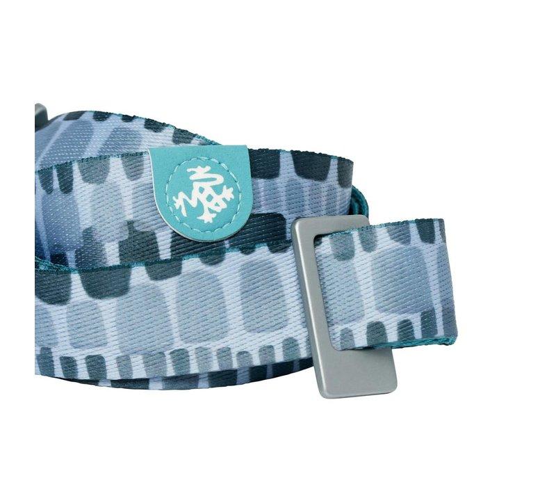 Manduka Yoga Mat Carrier Go Move - Patina Squares