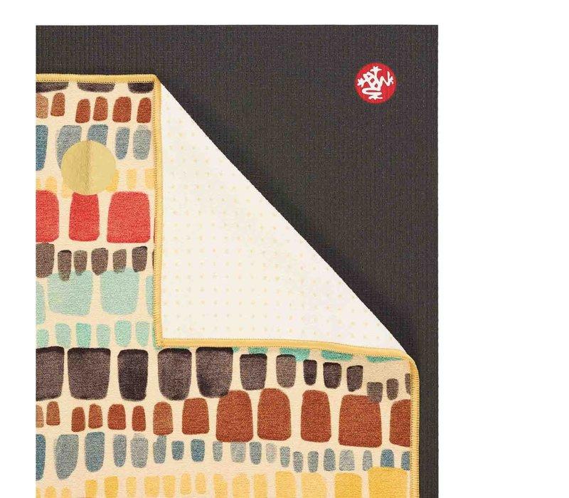 Yogitoes Yoga Handdoek 172cm 61cm - Binda Squares