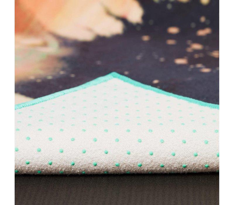 Yogitoes Yoga Towel 172cm 61cm - Floral