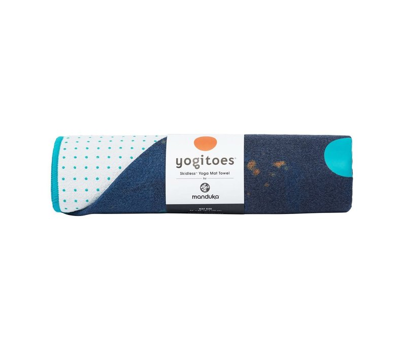 Yogitoes Yoga Towel 172cm 61cm - Geo Horizon