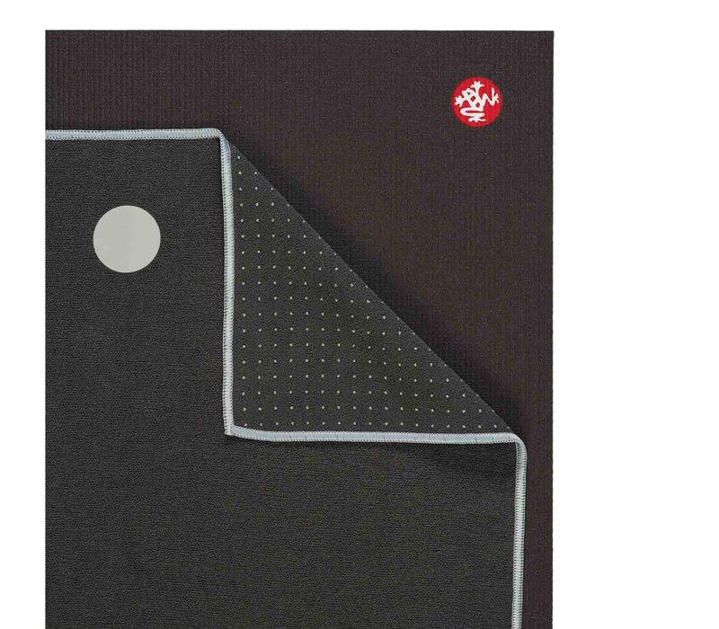Yogitoes Yoga Handtuch 172cm 61cm - Grau