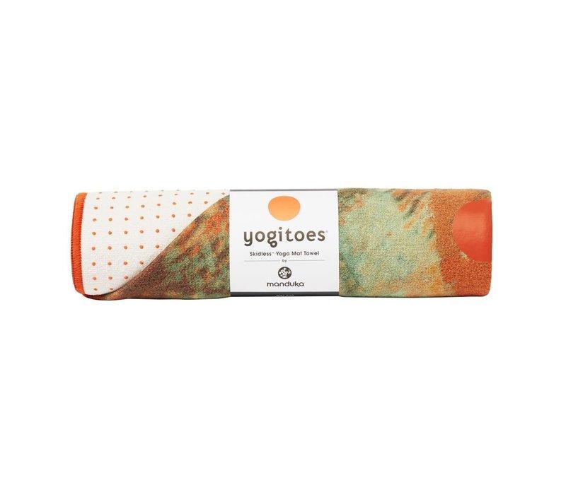 Yogitoes Yoga Towel 172cm 61cm - Patina Wall