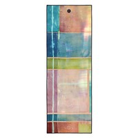Yogitoes Yoga Towel 172cm 61cm - Stained Glass
