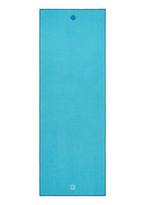 Yogitoes Yogitoes Yoga Towel 172cm 61cm - Turquoise