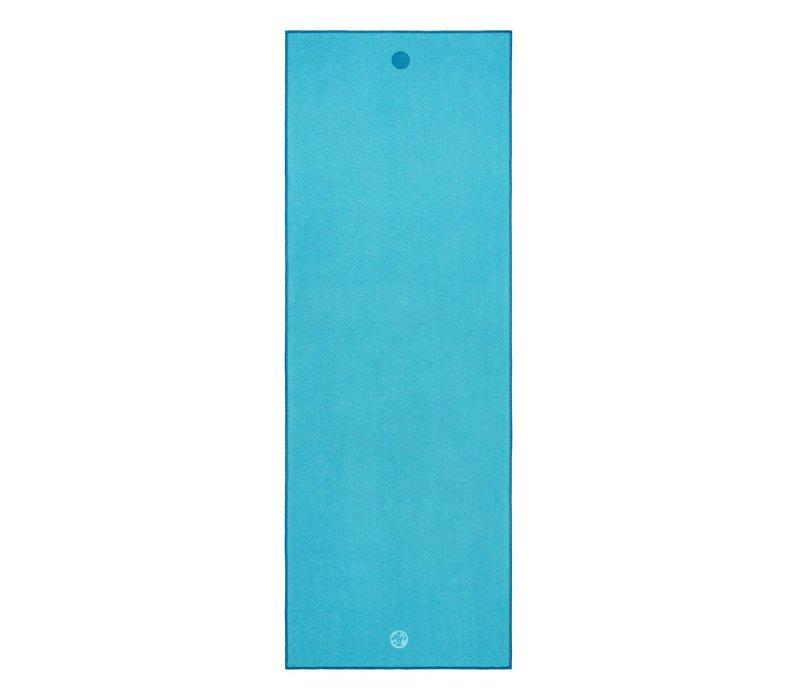 Yogitoes Yoga Handdoek 172cm 61cm - Turquoise
