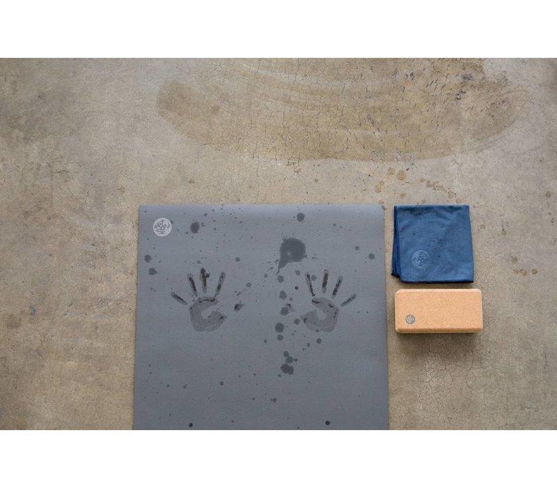 Manduka GRP Yoga Mat 180cm 66cm 4mm - Midnight