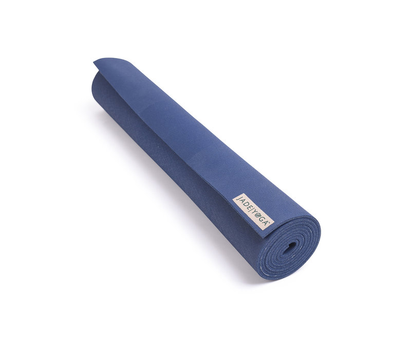 Jade Harmony Yoga Mat 188cm 60cm 5mm - Midnight Blue