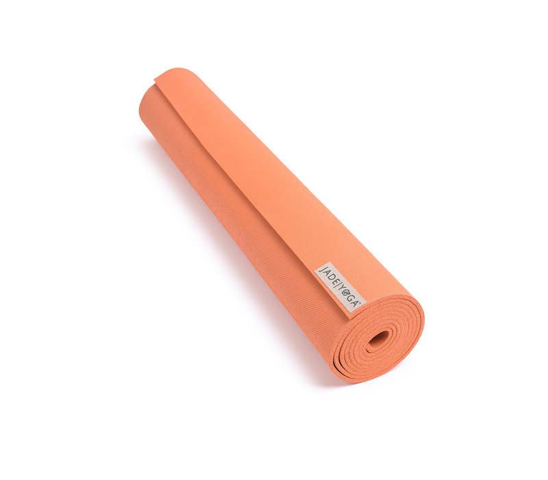Jade Harmony Yoga Mat 173cm 60cm 5mm - Tibetan Orange