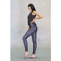 Niyama Sol Barefoot Legging - Mocha