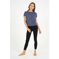 Dharma Bums Butterfly Wing Tee - Moonlight
