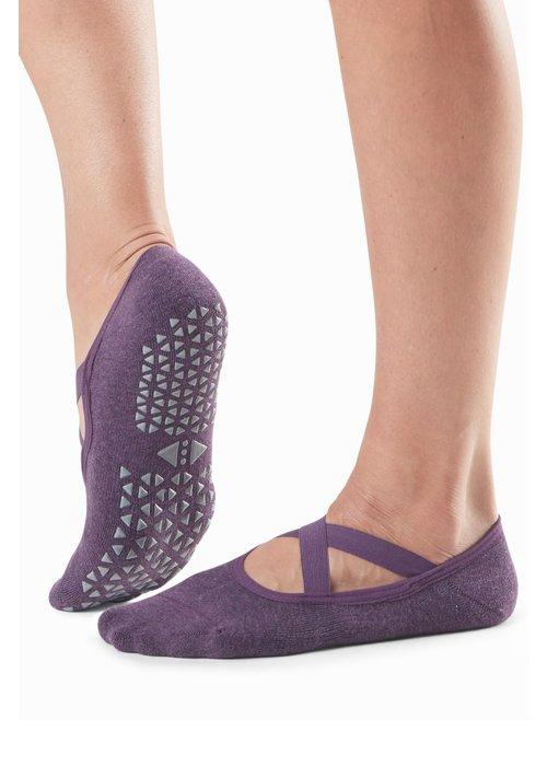 Tavi Noir Tavi Noir Anti-Rutsch Socken Chloe - Lavendel
