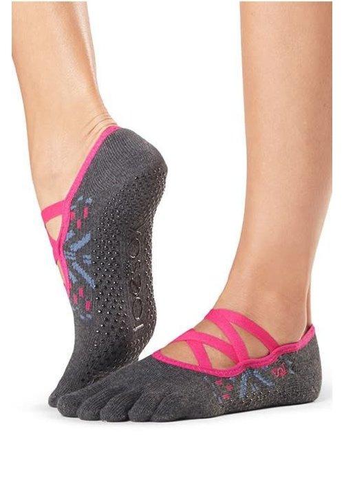 Toesox Toesox Yoga Sokken Elle Dichte Tenen - Festival
