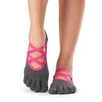 Toesox Yoga Sokken Elle Dichte Tenen - Festival