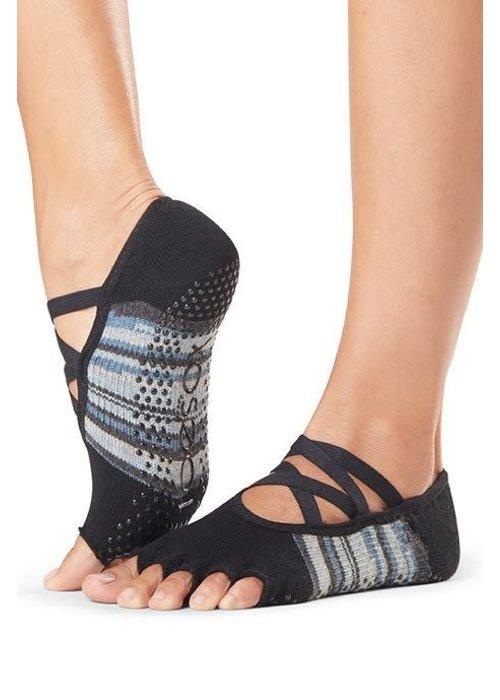 Toesox Toesox Yoga Sokken Elle Open Tenen - Duet