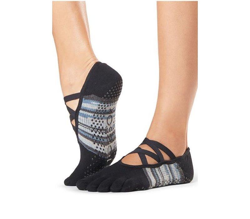 Toesox Yoga Sokken Elle Dichte Tenen - Duet