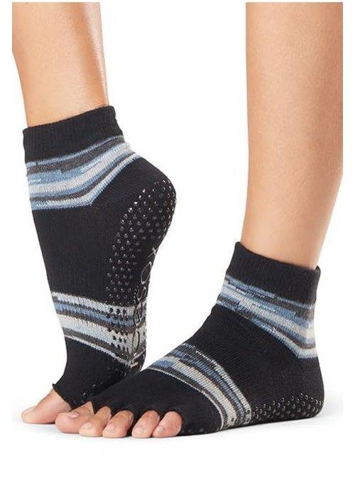 Toesox Toesox Ankle Half Toe - Duet