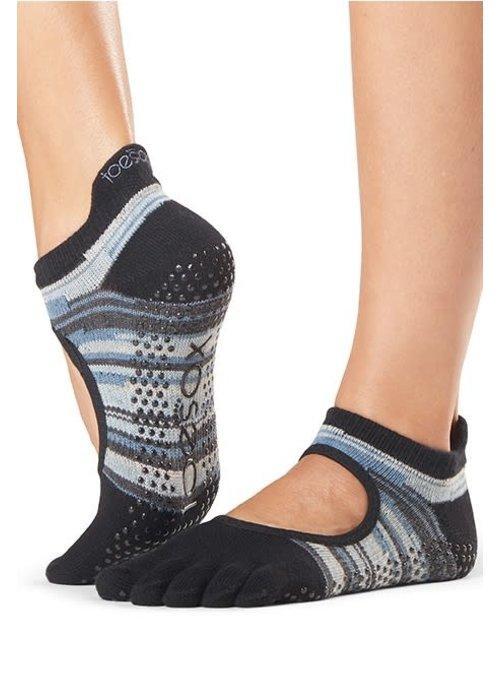 Toesox Toesox Yoga Sokken Bellarina Dichte Tenen - Duet