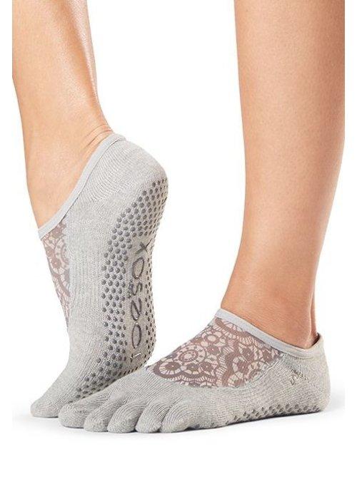 Toesox Toesox Yoga Sokken Luna Dichte Tenen - Legend